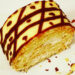 White Chocolate Ganache Swiss Roll $2.50 (#414)