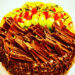 Chocolate Fruit Cake 9 inch $ 39.99