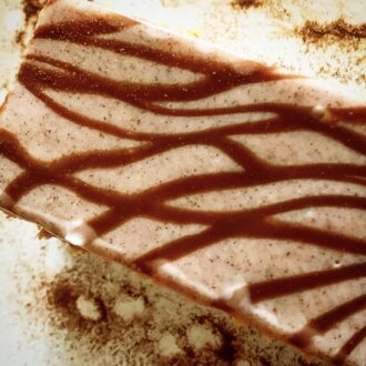Cinnamon Mille Feuille $2.50(#114)