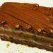Chocolate Ganache Glazed Gateau $2.50 (#334)