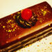 Chocolate Glazed Gateau $2.50 (#336)
