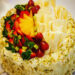 White Chocolate Fruit Cake 9 inch $39.99(#228)