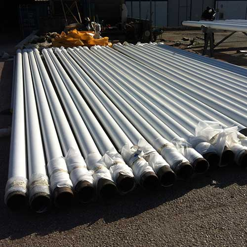 3LPP triple layer polypropylene