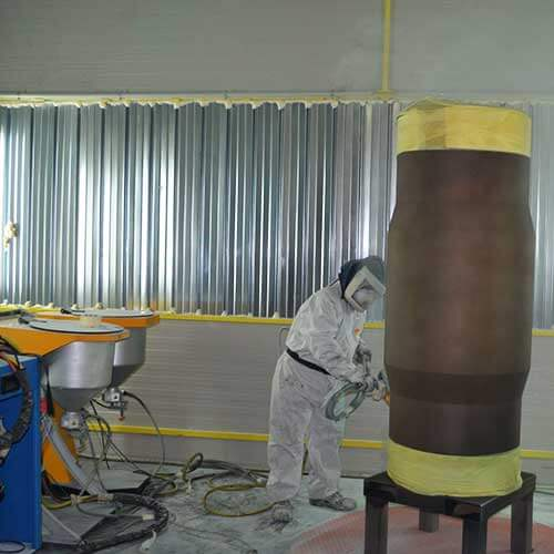 FSPP Flame Spray Polypropylene