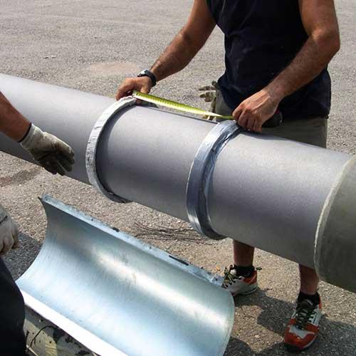 Polyurethane mortar