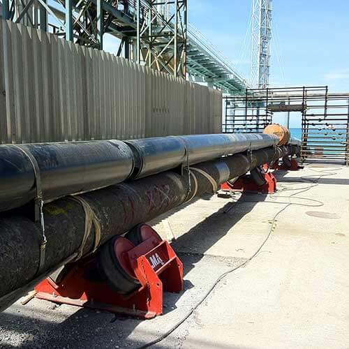 Polyurethane mortar - FJC Field Joint Coatings