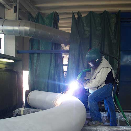 Thermal Spray Coating TSC Metallizing