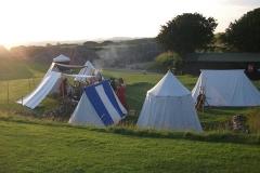 Domesday encampment