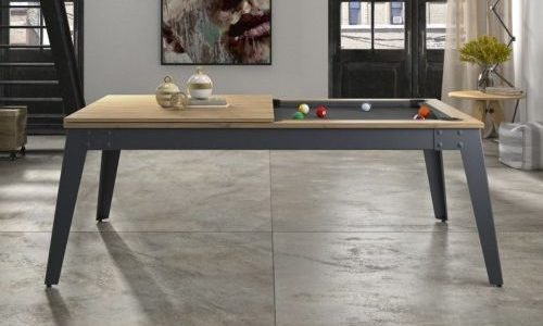 achat billard table convertible