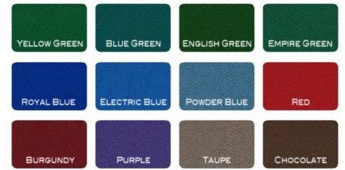 couleur tapis