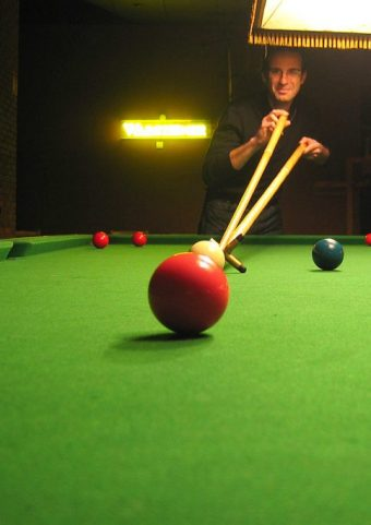 rateau snooker