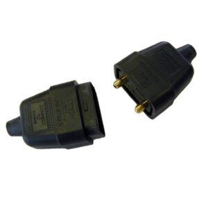 In Line Flex Connectors