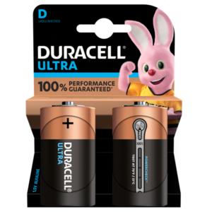 Batteries D