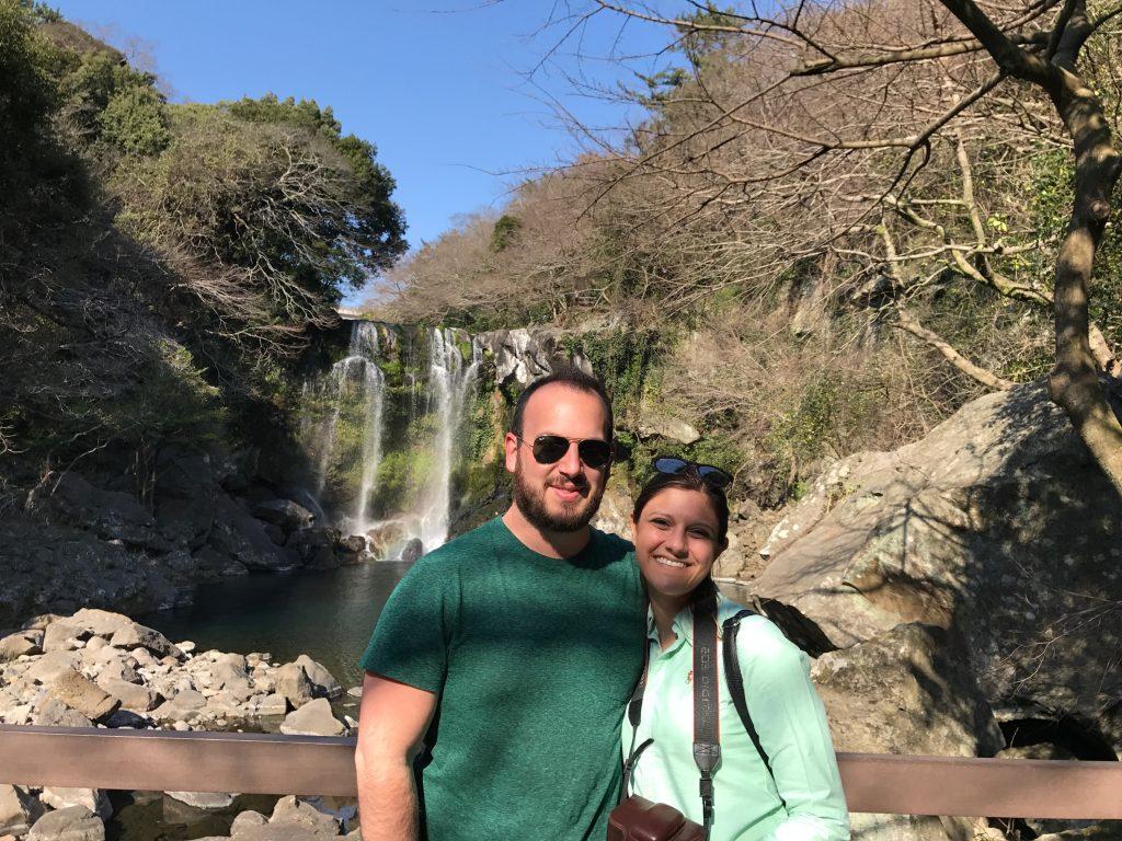 Cascadas de Cheonjiyeon