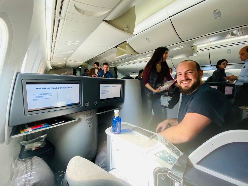 Business con Aeroméxico