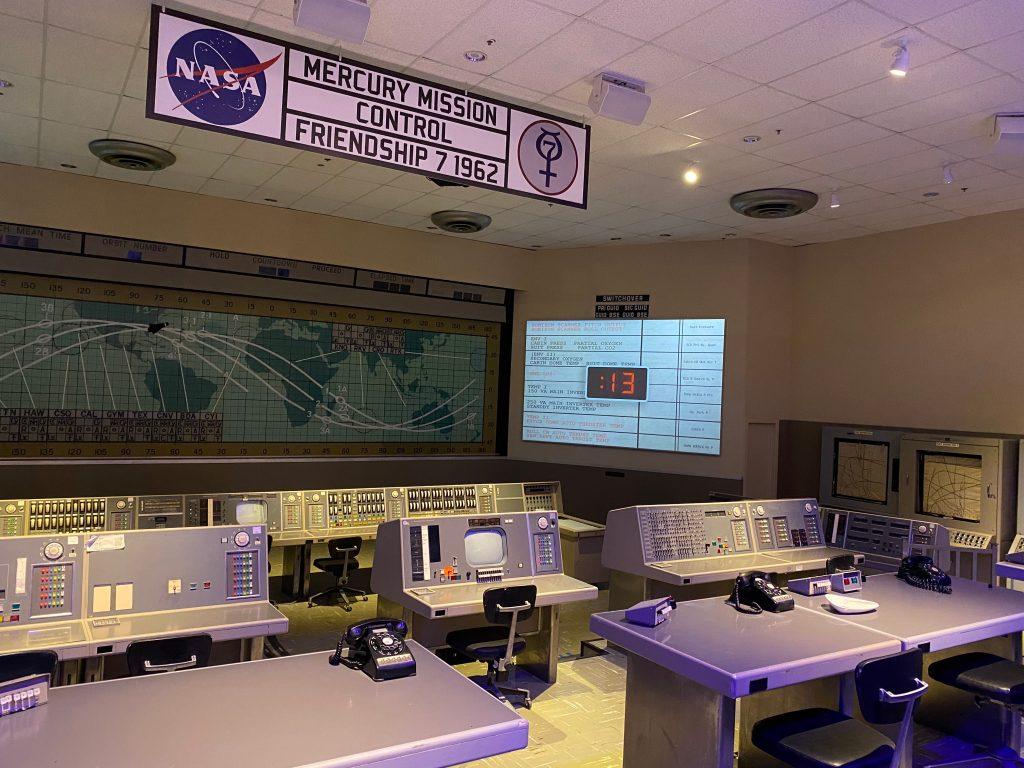 Sala de lanzamiento