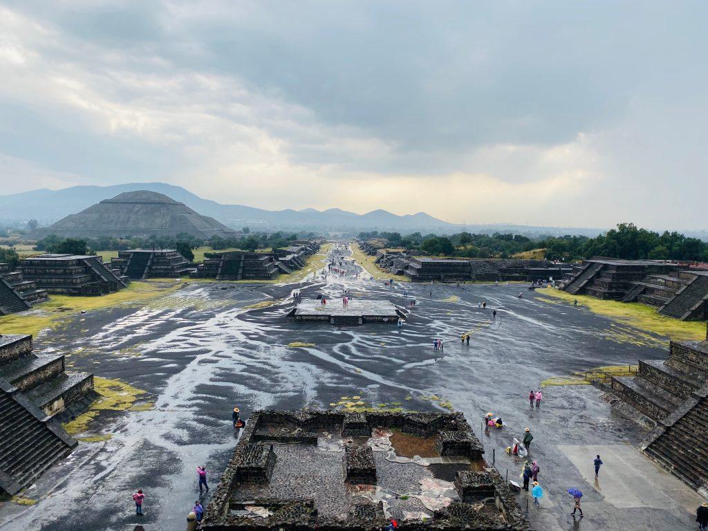 Teotihuacán Pirámide de la Luna