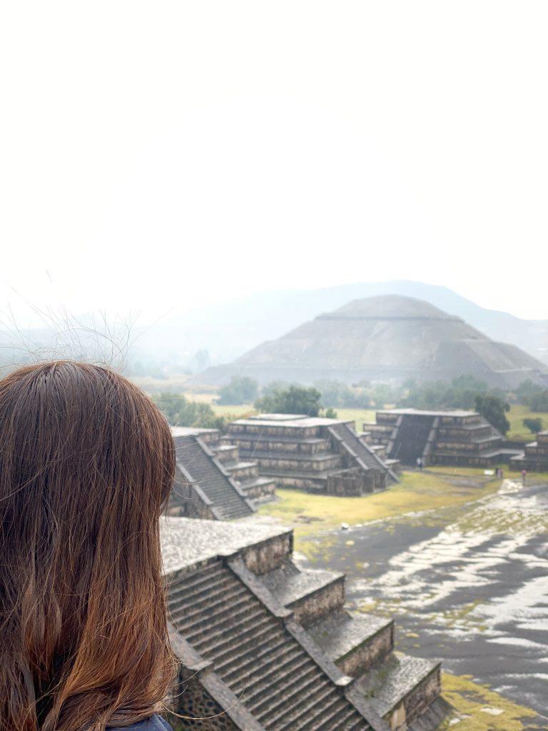 Vistas Teotihuacán