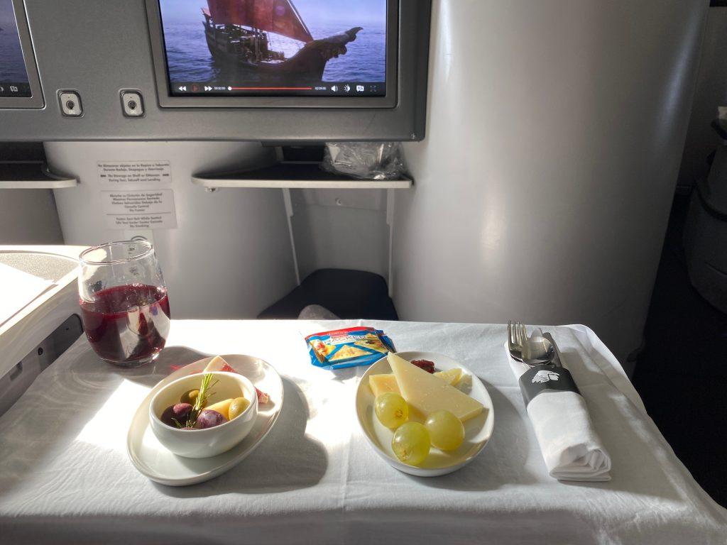 Primera clase con Aeroméxico