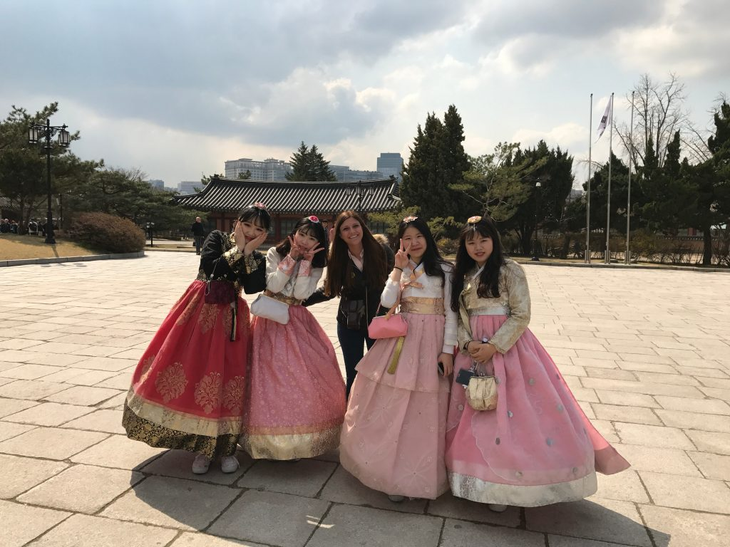 Traje tradicional coreano