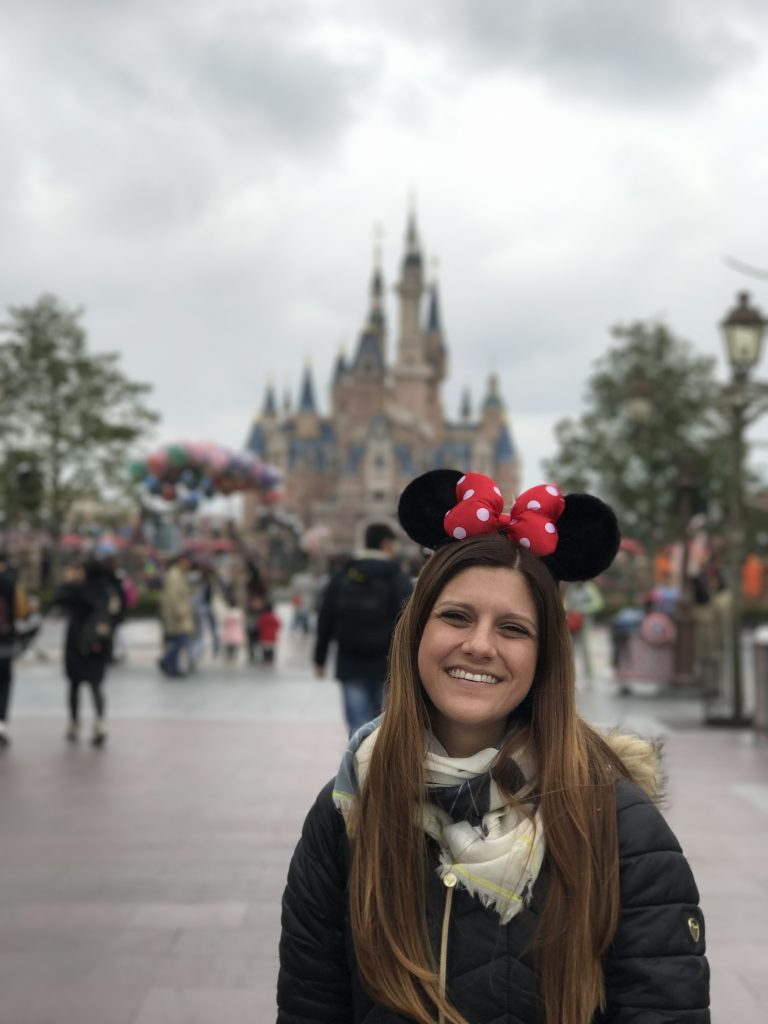 Sonia Shanghai Disney Resort