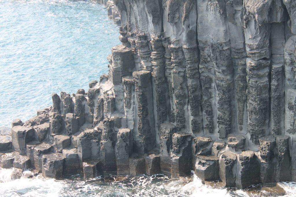 Acantilados de Jusangjeolli