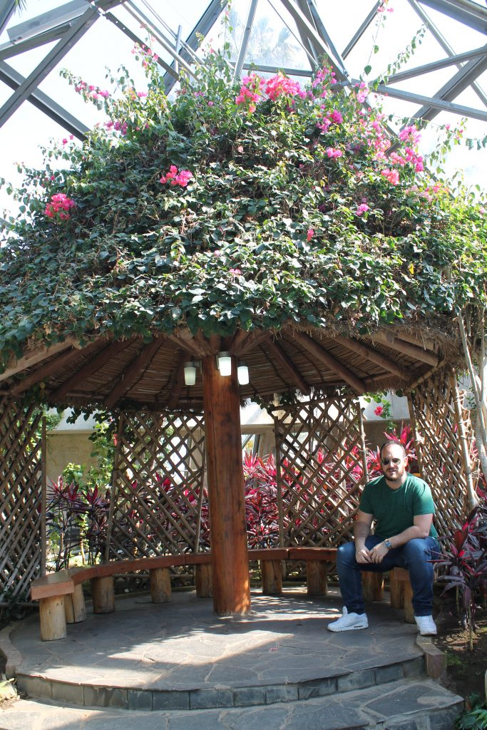 Jardín Botánico de Yeomiji