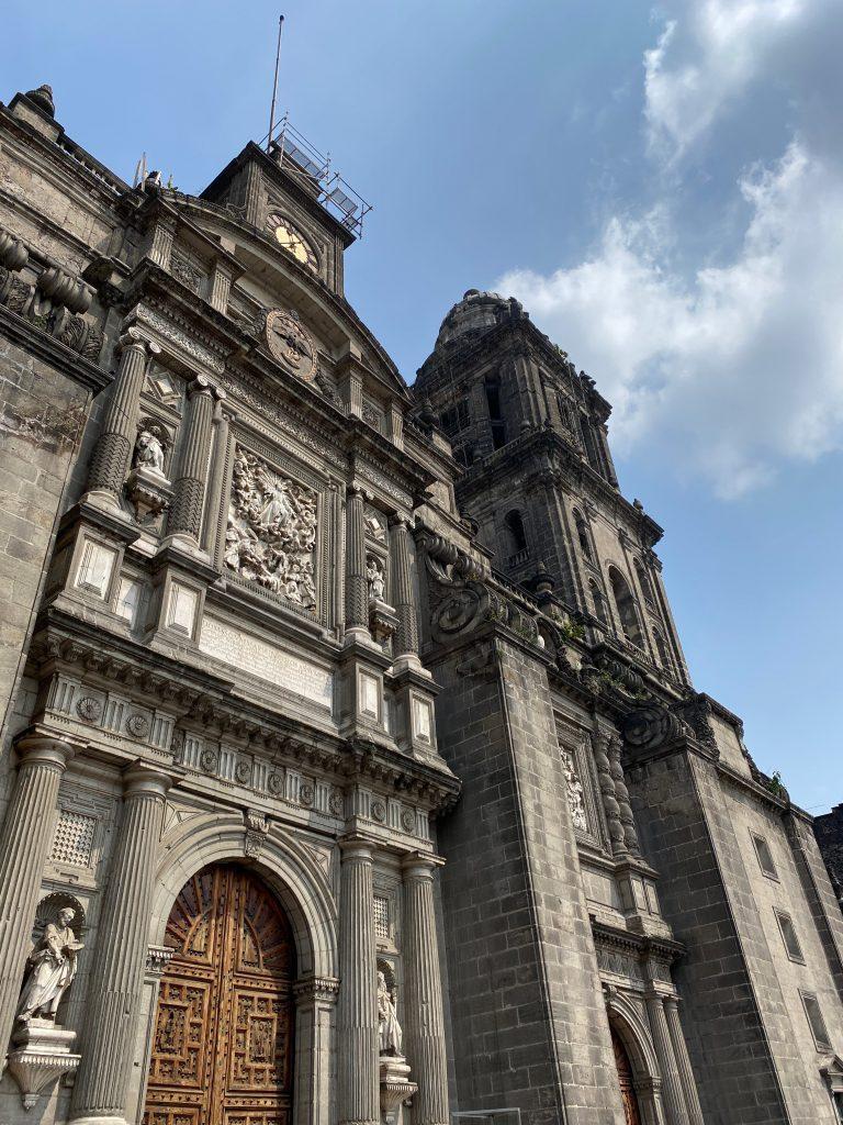 Iglesia Metropolitana de México