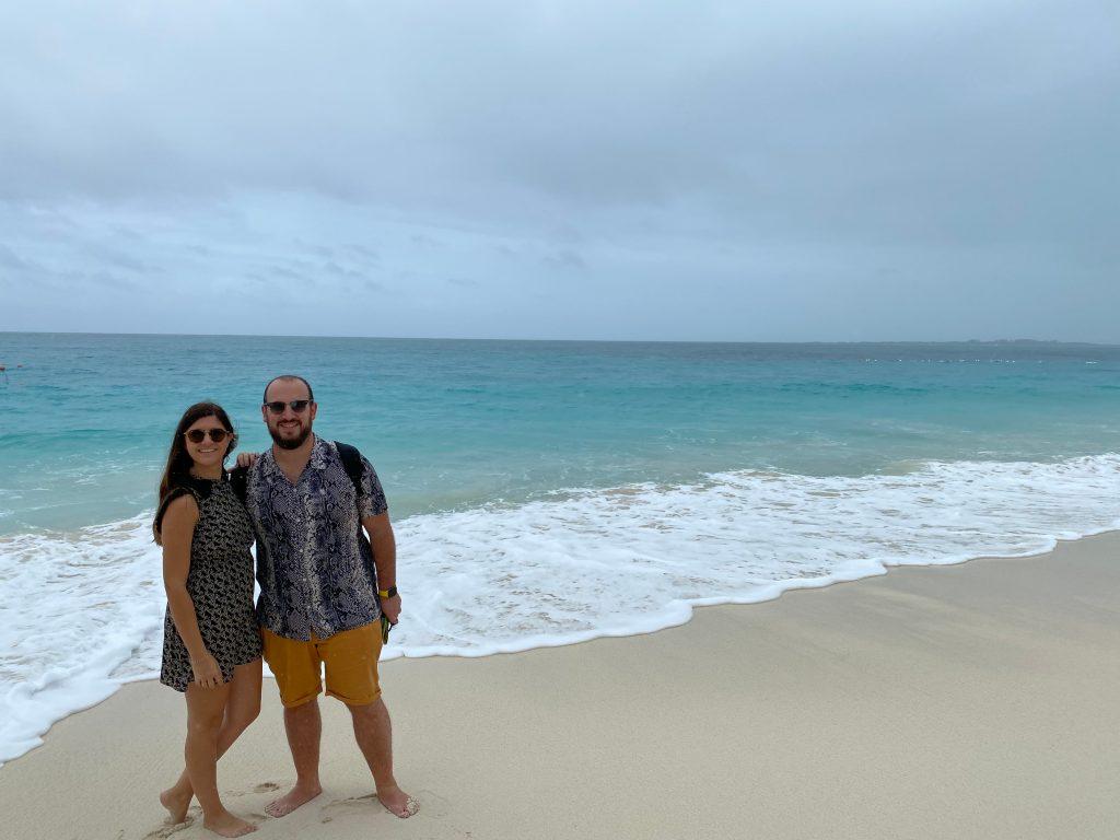 Playa Nassau en Atlantis