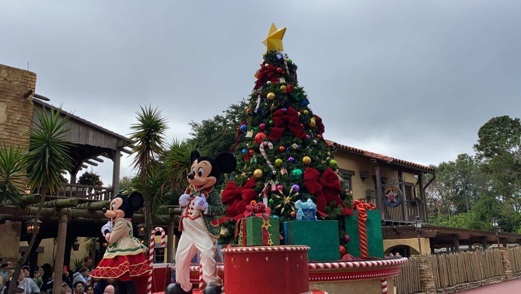 Desfile Nochebuena Disney