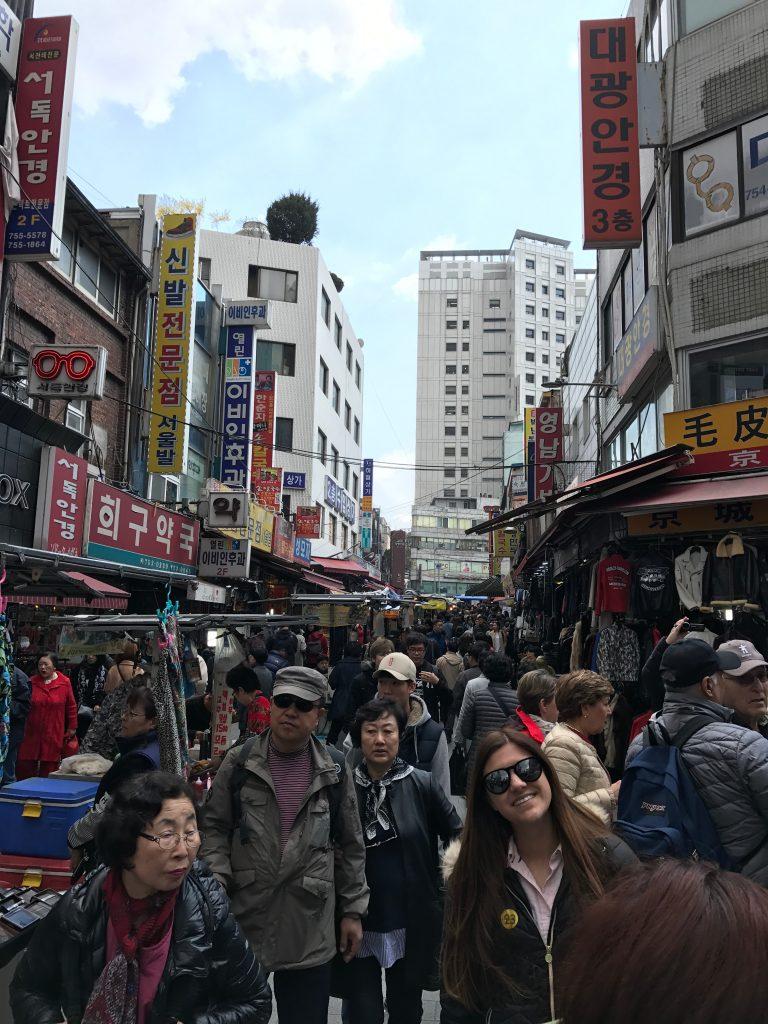 Mercado Seúl