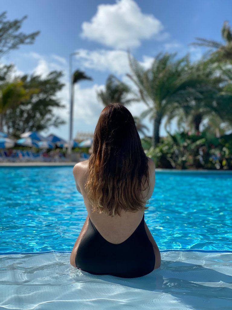 CocoCay piscina