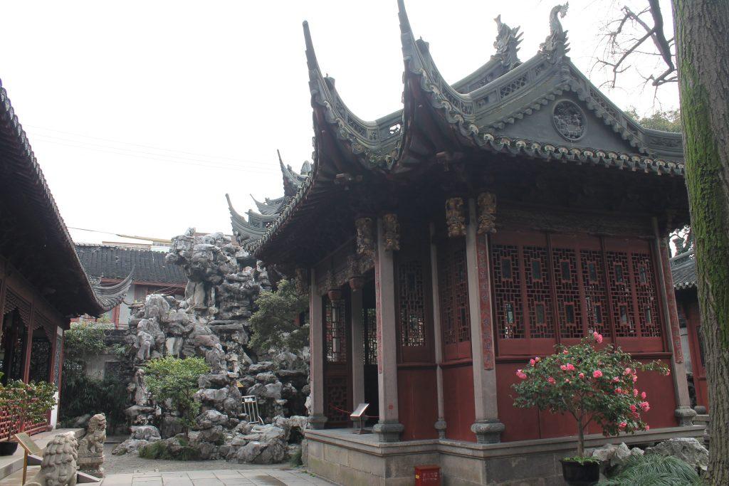 Yuyuan House