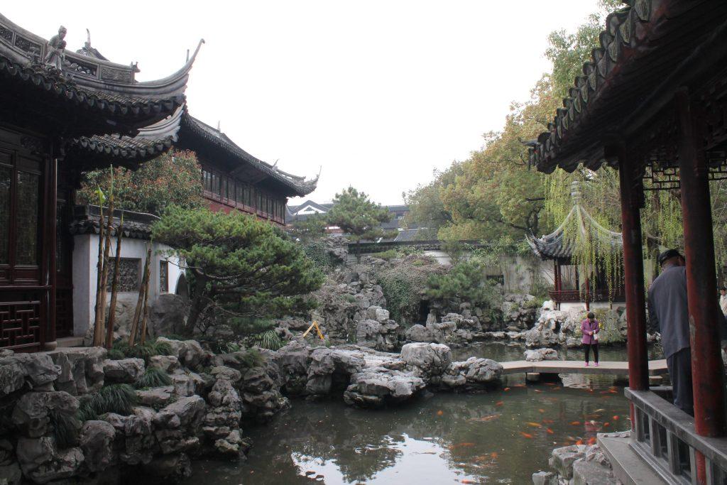 Yuyuan Gardens 4