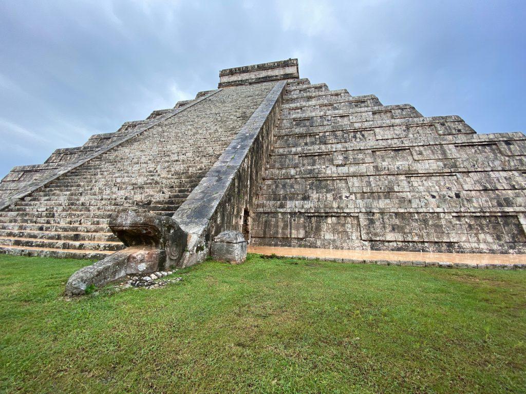 Serpiente Emplumada Chichén Itzá