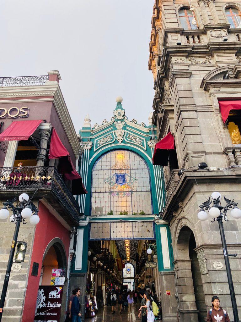 Los Portales de Puebla