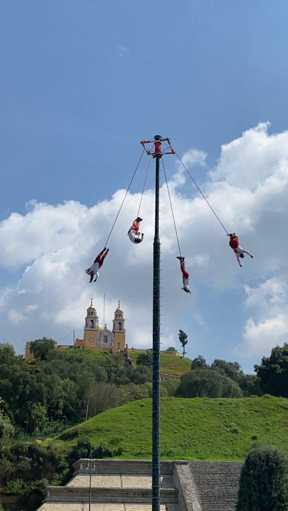 Voladores de Papatla