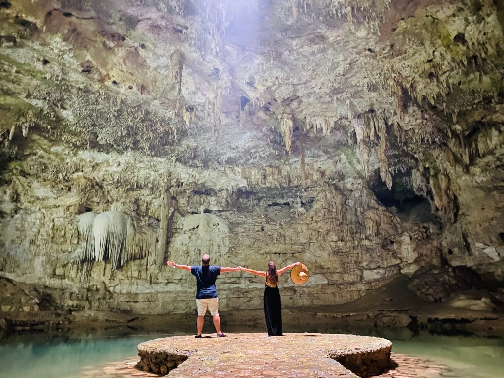Interior Cenote Suytun