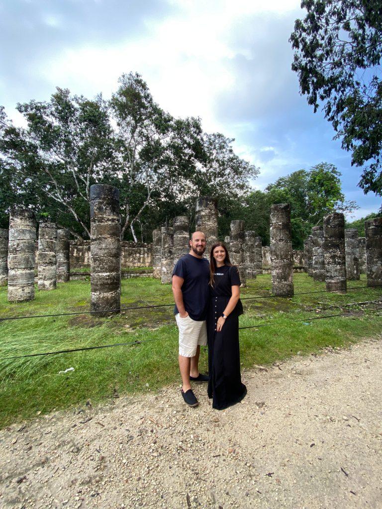 Paseo por Chichén Itzá