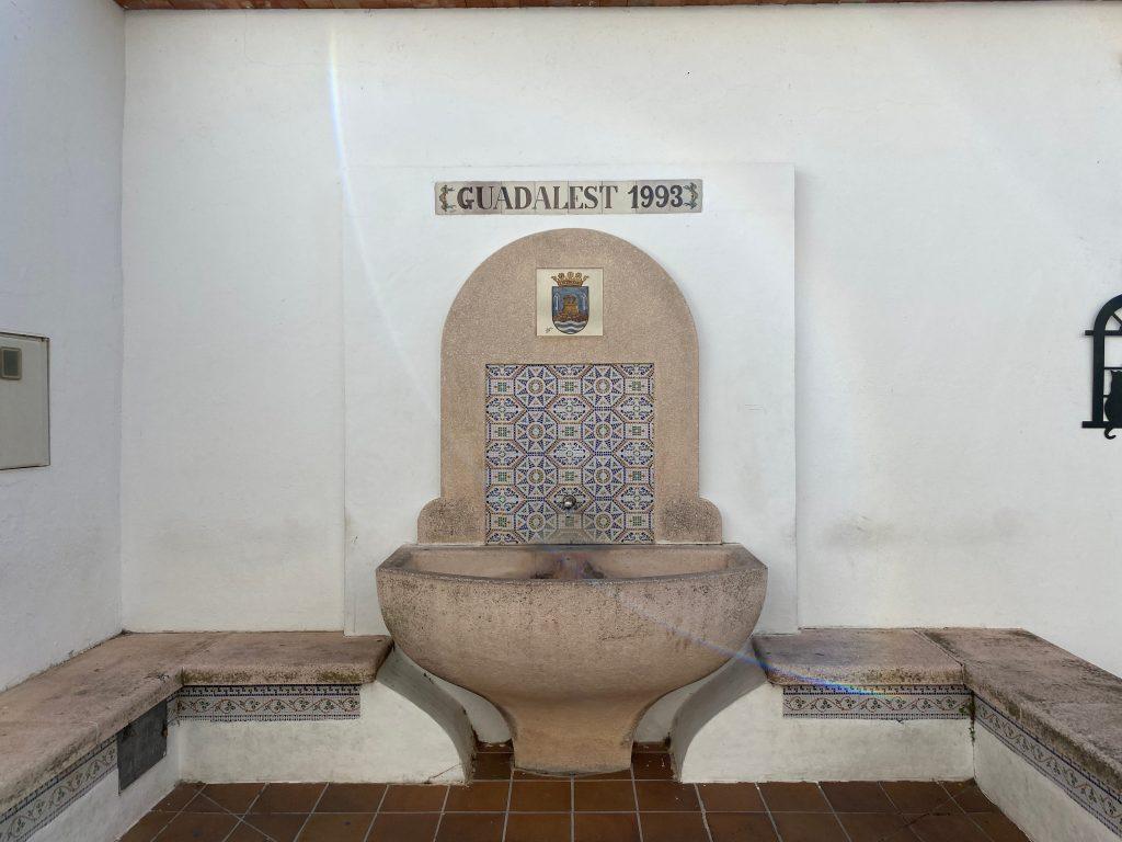 Fuente Guadalest