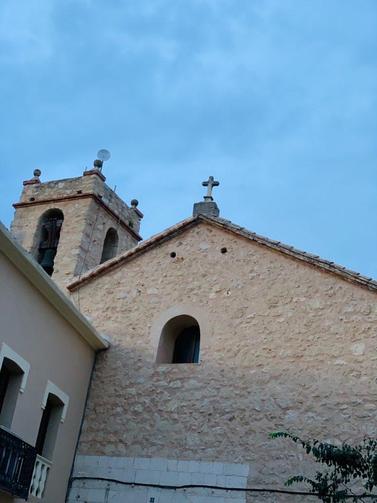Iglesia Alcalà de la Jovada