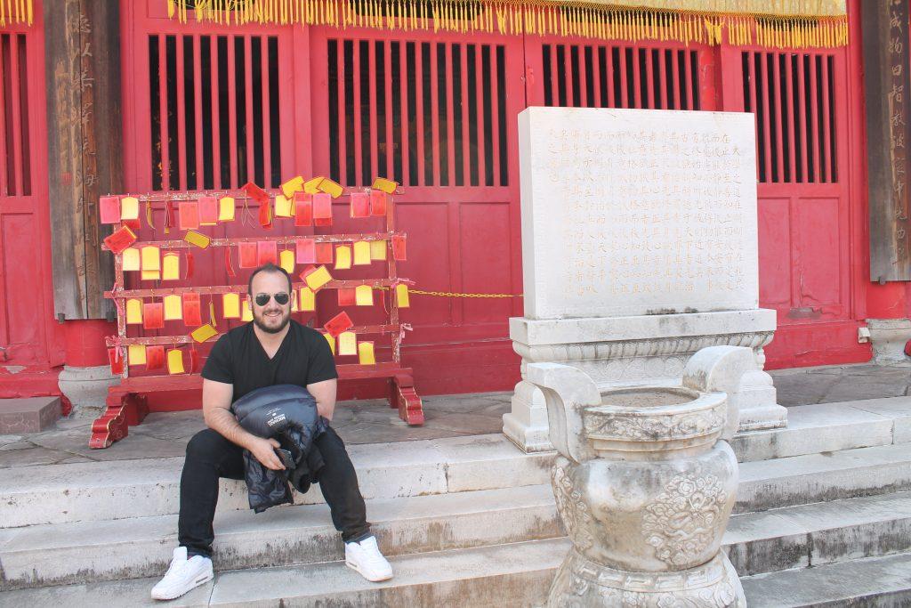 Santuario Confucio de Nagasaki Koshibyo y el Museo Histórico de China