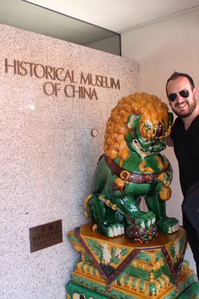 Museo Histórico de China