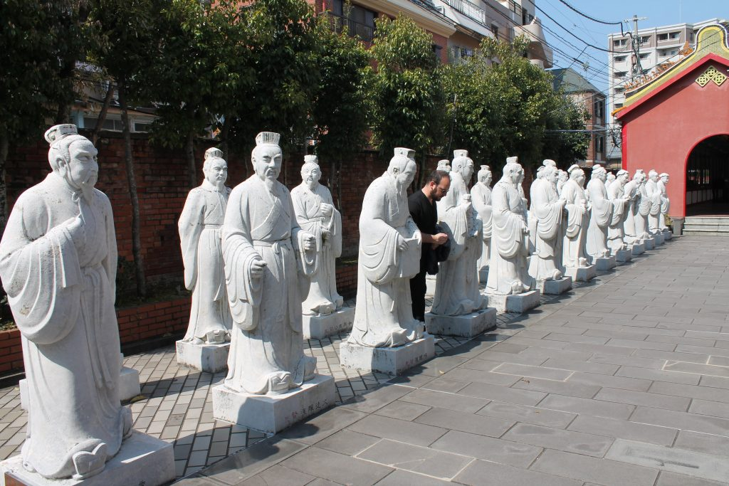 Santuario Confucio