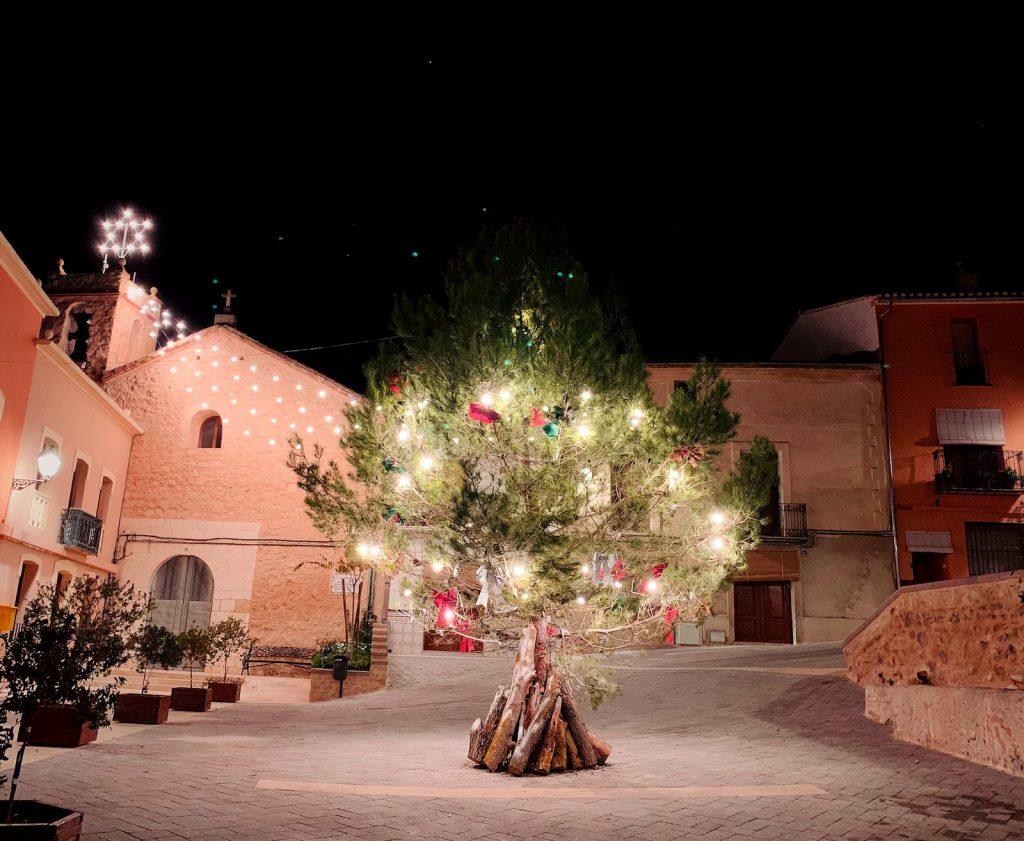 Navidad en La Vall d'Alcalà