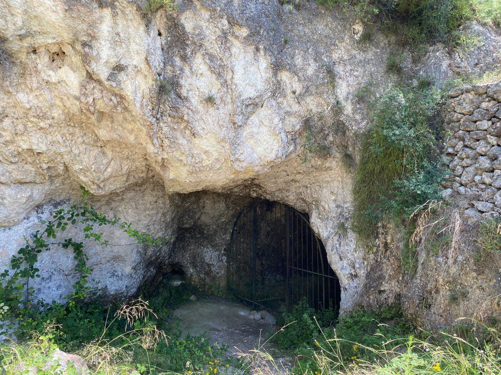 Nevera de baix La Vall d'Alcalà