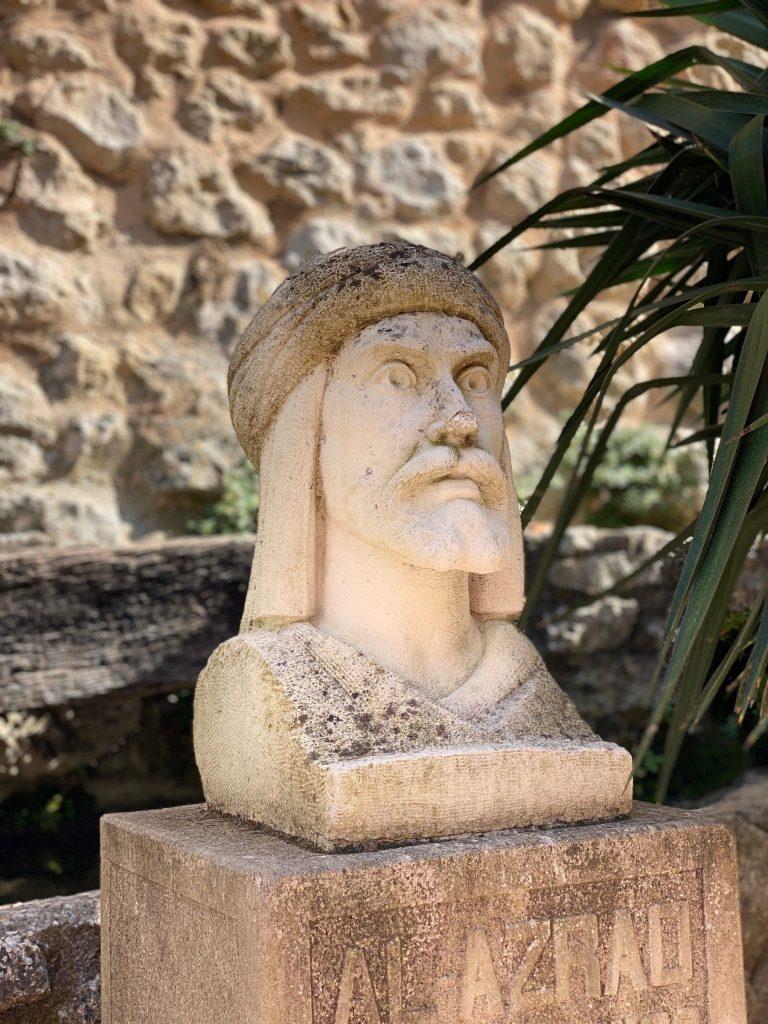 Estatua del Moro