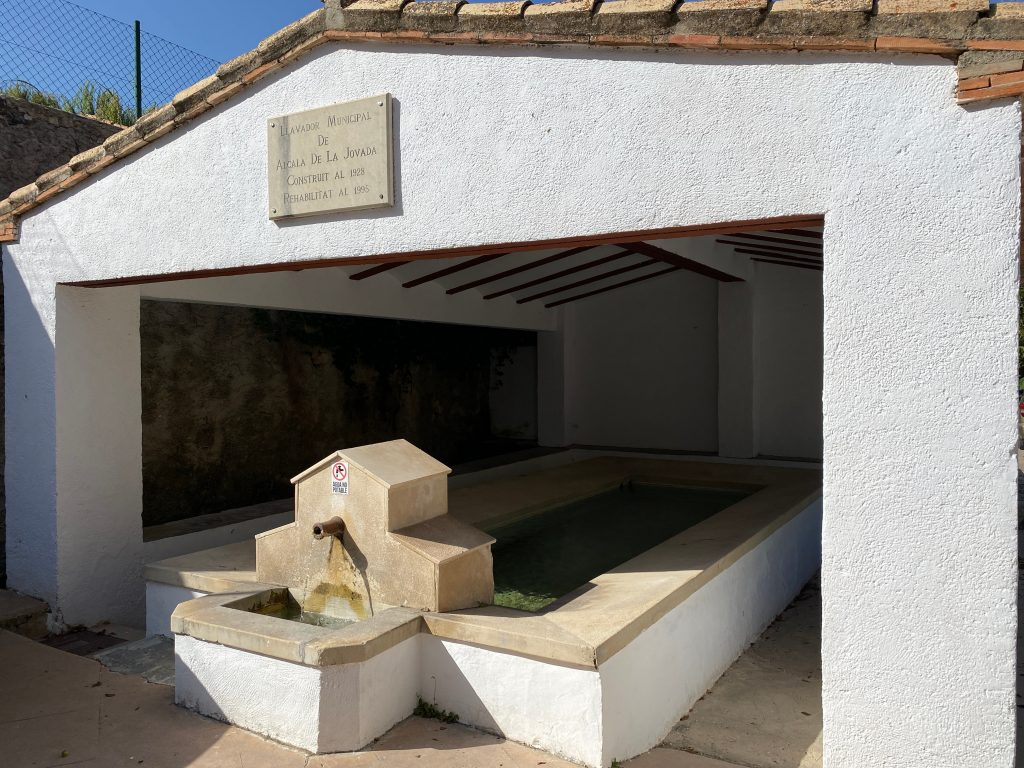 Lavadero La Vall d'Alcalà