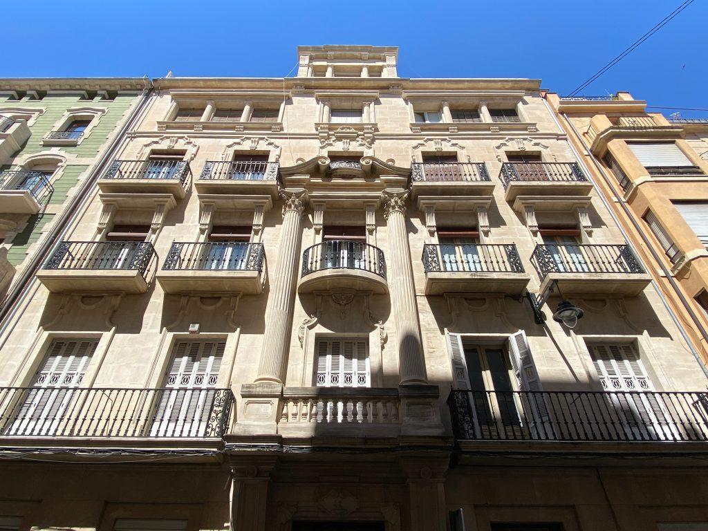 Casa Carrer San Nicolau