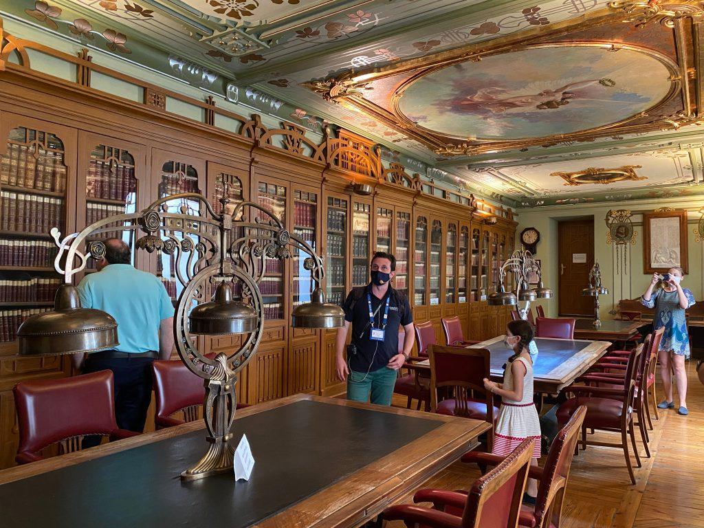 Biblioteca del Círculo Industrial